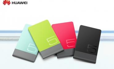 Sạc pin siêu mỏng Huewei - Quà tặng công nghệ cao cấp