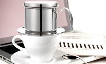 Bộ phin cafe MZ - Quà tặng văn phòng tinh tế
