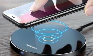 Sạc không dây - Quà tặng công nghệ đặc biệt cho doanh nhân
