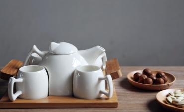 Japanese tea set - High quality ceramic gift set